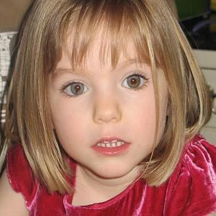This Is Lancashire: Madeleine McCann went missing in 2007