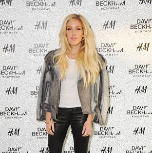 Ellie Goulding has admitted she is dating Dougie Poynter