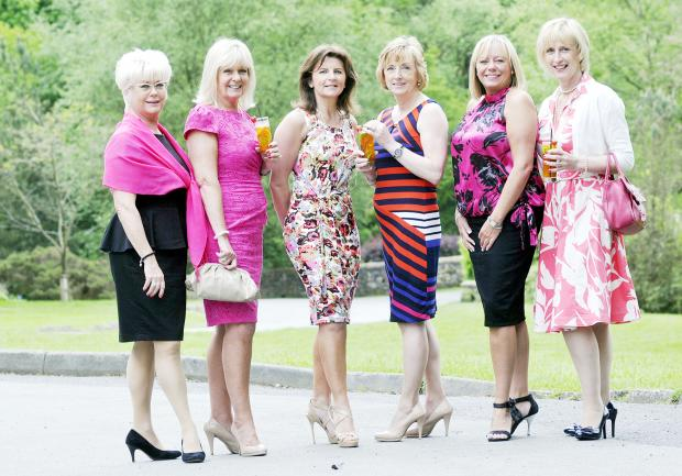 From left, Wendy Brennan, Wendy Francis, Joanne Crompton, chairwoman Judith Bromley, Karen Cooper and Catherine Walmsley