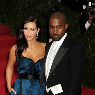 'Secret' Irish honeymoon for Kimye
