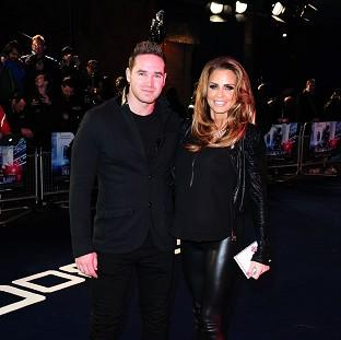 This Is Lancashire: Katie Price and Kieran Hayler's marriage is on the rocks after he admitted to cheating