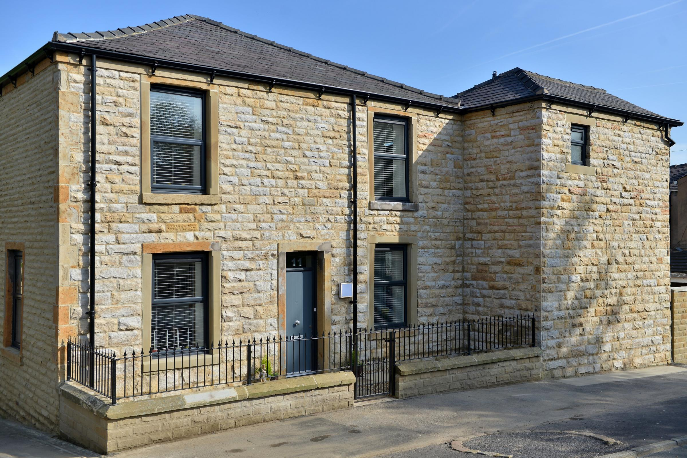 New homes in Accrington regeneration area unveiled