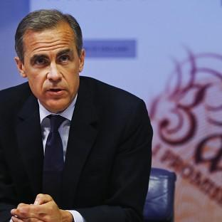 Governor of the Bank of England Mark Carney has spoken at