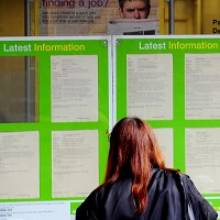 Job vacancies show 20% increase