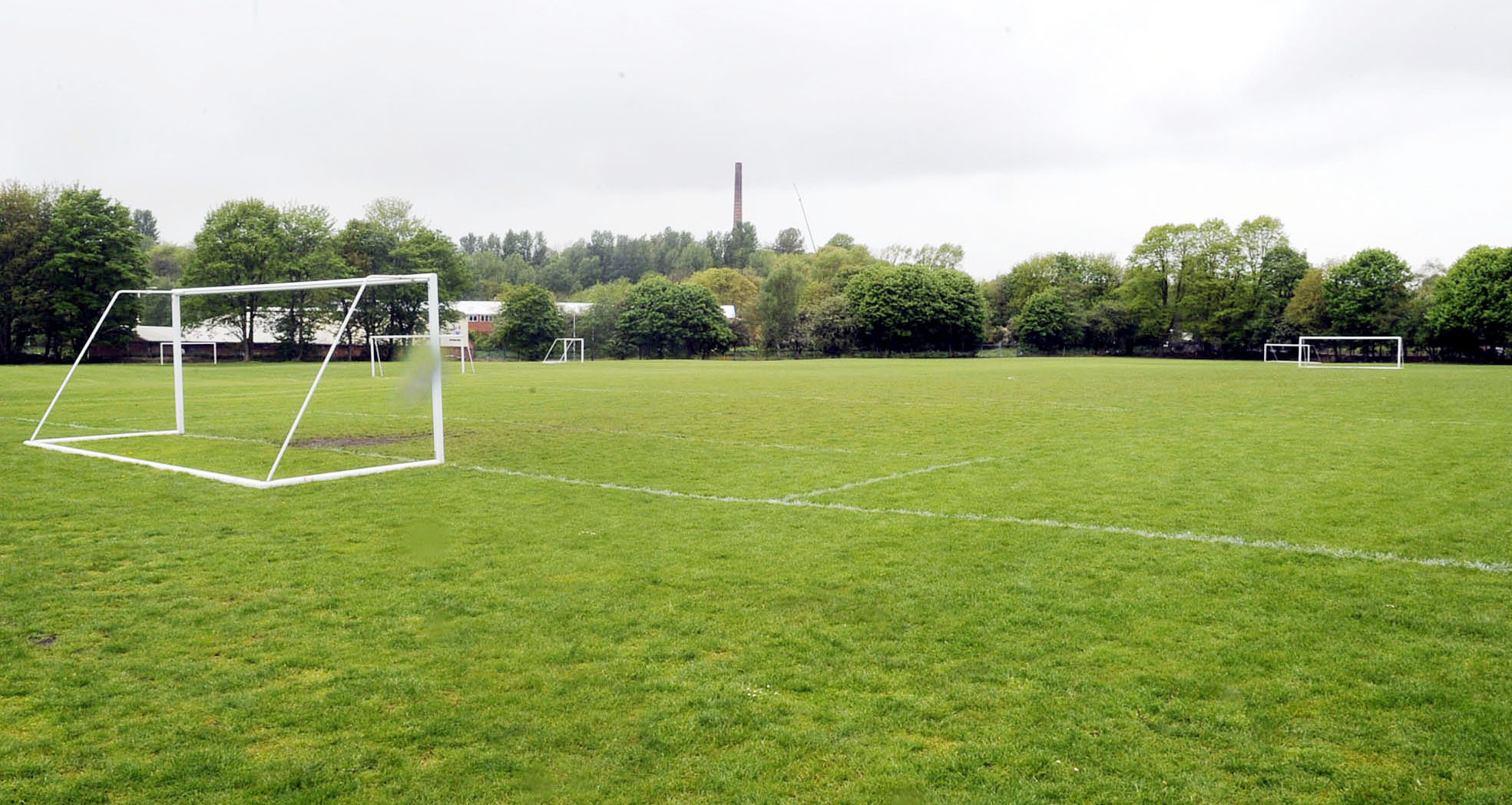 New £200,000 sports facility to be built in Hacken Lane