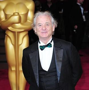 Bill Murray offered marital advice to a groom-to-be