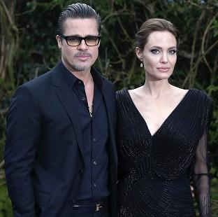 This Is Lancashire: Brad Pitt and Angelina Jolie helped their daughter Vivienne get into character for Maleficent