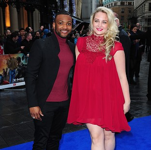 JB Gill and wife Chloe are set to become parents