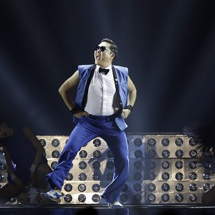 South Korean rapper Psy's Gangnam Style has become the first video on YouTube to surpass two billion views