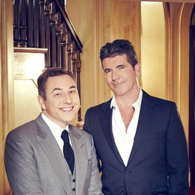 This Is Lancashire: David Walliams and Simon Cowell are judges on Britain's Got Talent
