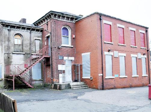 A planning application has been lodged to have the former Darwen Liberal Club knocked down