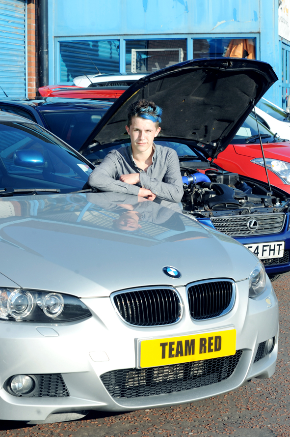 A bumper turnout of enthusiasts and their prized  vehicles at Carcruise meet in Blackburn
