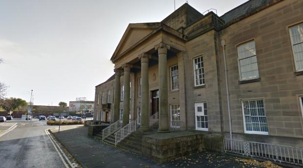 Pennine Magistrates Court in Burnley