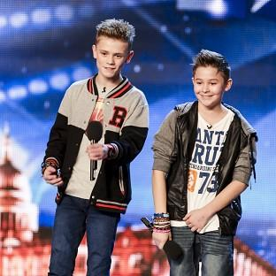 Bars And Melody have made it through to the Britain's Got Talent f