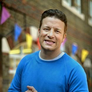 Jamie Oliver isn't planning to put his feet up just yet