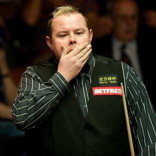 This Is Lancashire: Snooker player Stephen Lee is to appear before magistrates at Swindon
