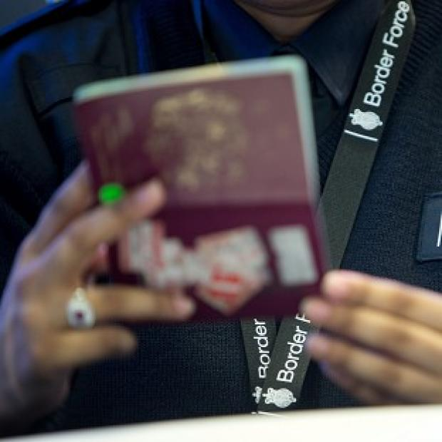 This Is Lancashire: A union claims that the passport service is being affected by government cuts.