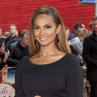 Alesha Dixon is a judge on Britain's Got Talent alongside Simon Cowell, Amanda Holden and David Walliams