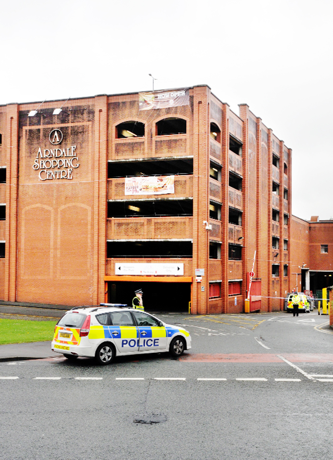 Plea to Accrington Arndale after girl's fatal fall