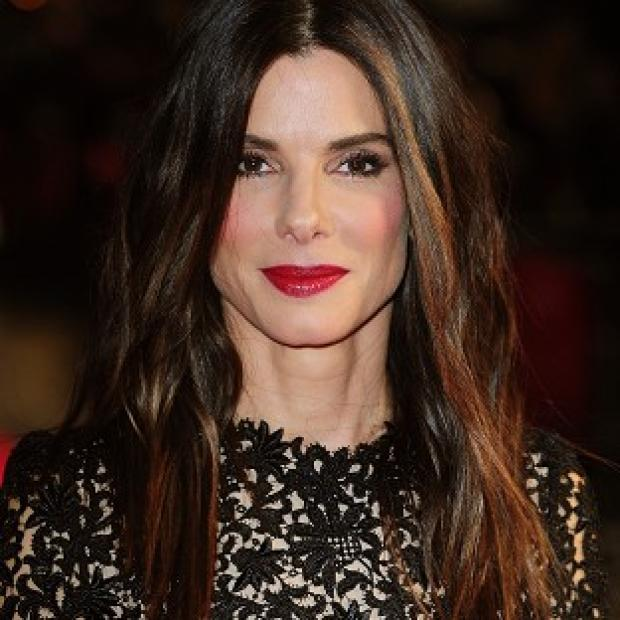 This Is Lancashire: A man has denied breaking into Sandra Bullock's house while she was at home