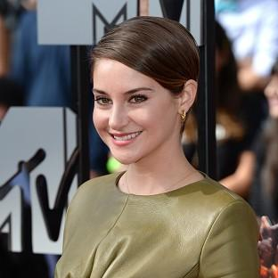 Shailene Woodley has confessed she thought