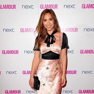 Myleene Klass has a new man in her life