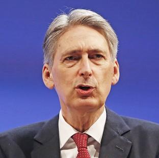 This Is Lancashire: Defence Secretary Philip Hammond insisted recruitment to the reserves is on track