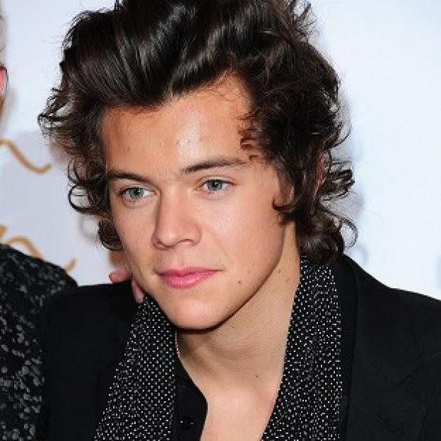 This Is Lancashire: Harry Styles appeared on a video at a fan's wedding