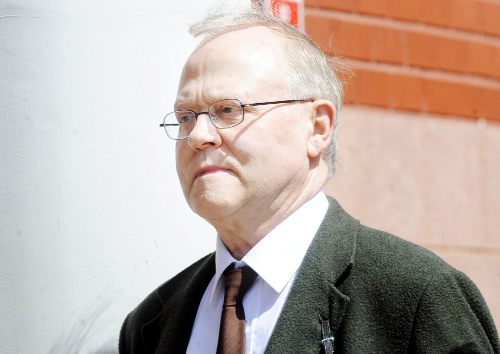 John Mead is accused of sex offences while working as a teacher at Queen Elizabeth's Grammar School