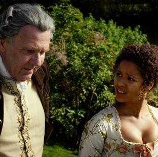 Tom Wilkinson stars alongside Gugu Mbatha-Raw in Belle
