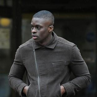 This Is Lancashire: Former Whitehawk FC defender Michael Boateng was found guilty by an 11-1 majority verdict of conspiracy to commit bribery