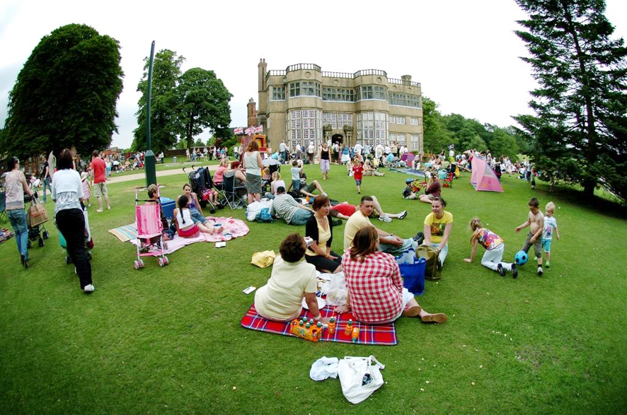 SUMMER FUN: Astley Park will be the venue for many of this year's festivities