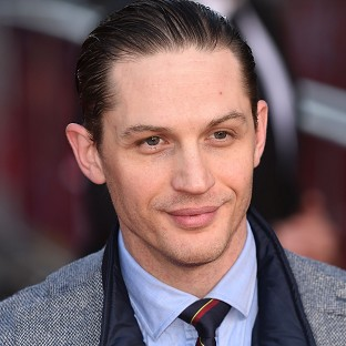 Tom Hardy stars in Legend