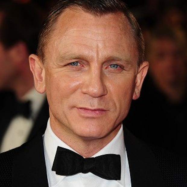 This Is Lancashire: James Bond films, recently starring Daniel Craig, are shot in Pinewood