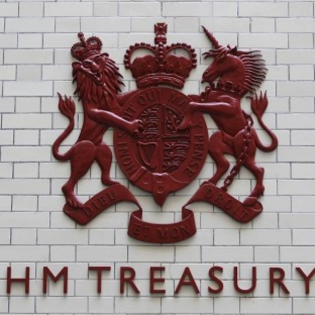 This Is Lancashire: The Treasury coffers have been swollen by stamp duties