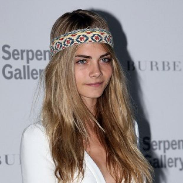 This Is Lancashire: Cara Delevingne has been posing naked again