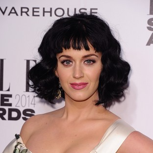 Katy Perry has been spotted out with Robert Pattinson