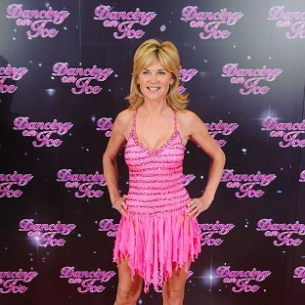 This Is Lancashire: Anthea Turner has spoken about her split from Grant Bovey