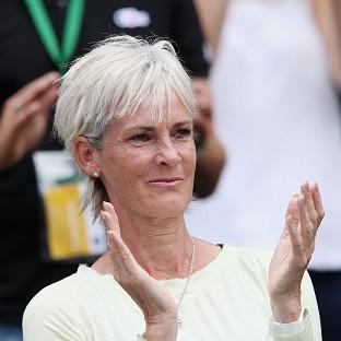 Judy Murray is rumoured to be in talks to take part in Strictly Come Dancing