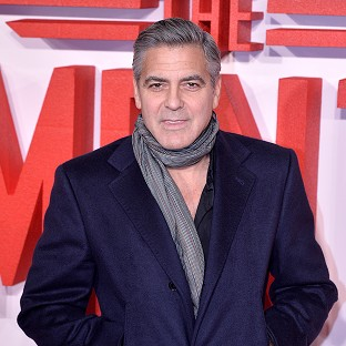 George Clooney entertained Amal Alamuddin's mum at his villa