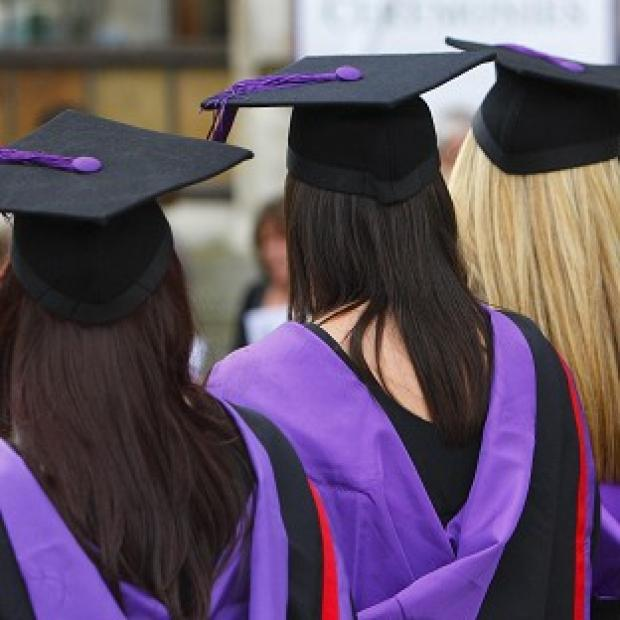 This Is Lancashire: The chances of going to a top university vary considerably depending on where students live, research shows