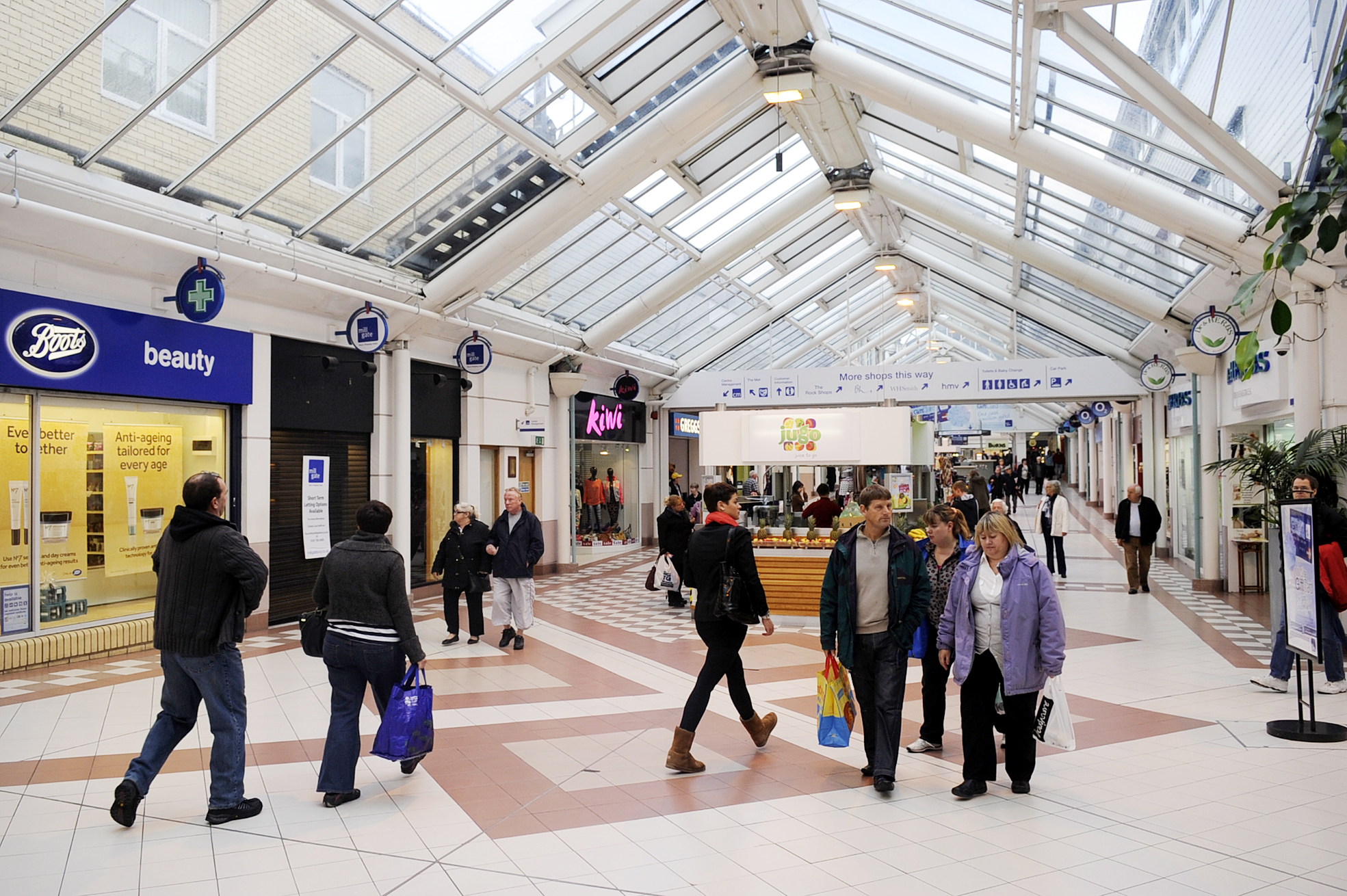 Mill Gate shopping centre sold for £52 million