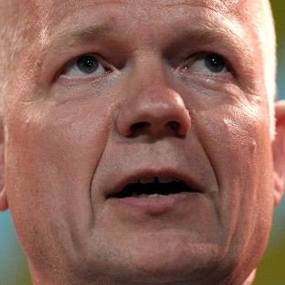 Hague's appeal to Iraq's leaders