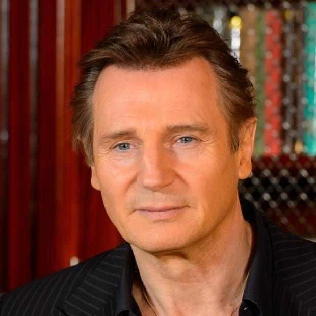 This Is Lancashire: Actor Liam Neeson, whose nephew is critically ill after an accident in Brighton