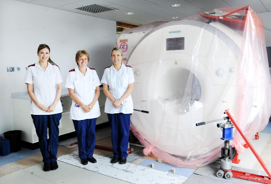 New MRI scanners will slash waiting times for scans at Royal Blackburn Hospital