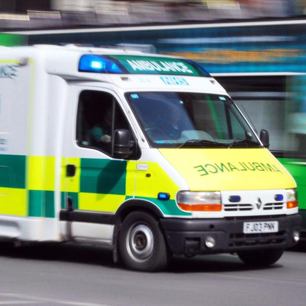 This Is Lancashire: Paramedics called after woman slips in Nelson