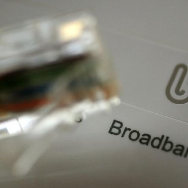 This Is Lancashire: BT provides broadband to seven million UK subscribers but had to apologise after some websites stopped working