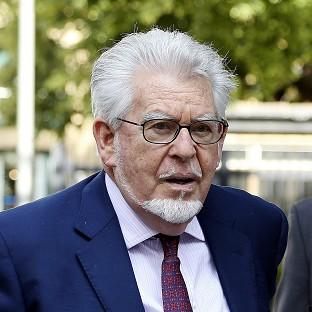 Rolf Harris has been found guilty of 12 counts of indecent assault