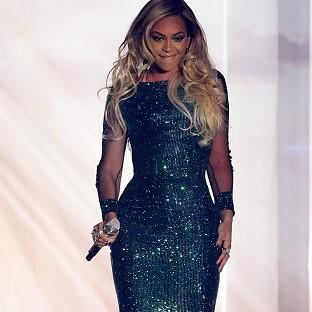 Beyonce has topped the Forbes Celebrity 100 List