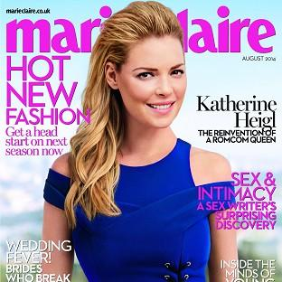 Katherine Heigl has admitted that she overdid it with the romcoms